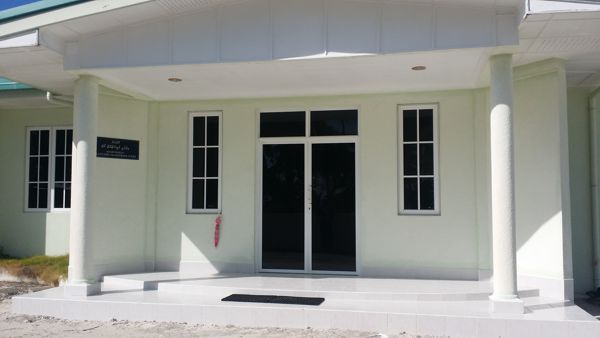 Th. Vilifushi M Courts